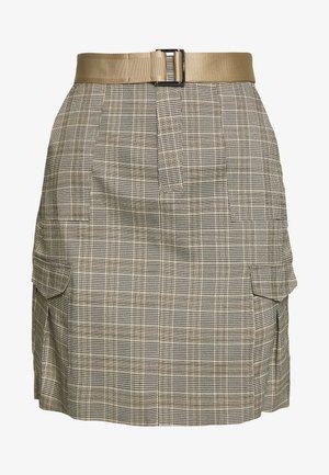 STRANDA SKIRT - Pencil skirt - sand