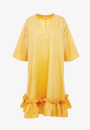BERLE DRESS - Freizeitkleid - yellow