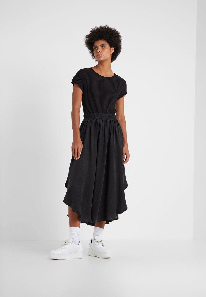 Holzweiler - BYRE DRESS - Maxi dress - black