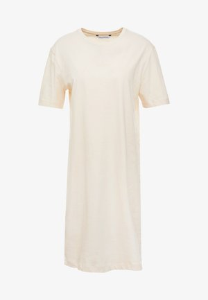 SWAN DRESS - Jerseyjurk - sand