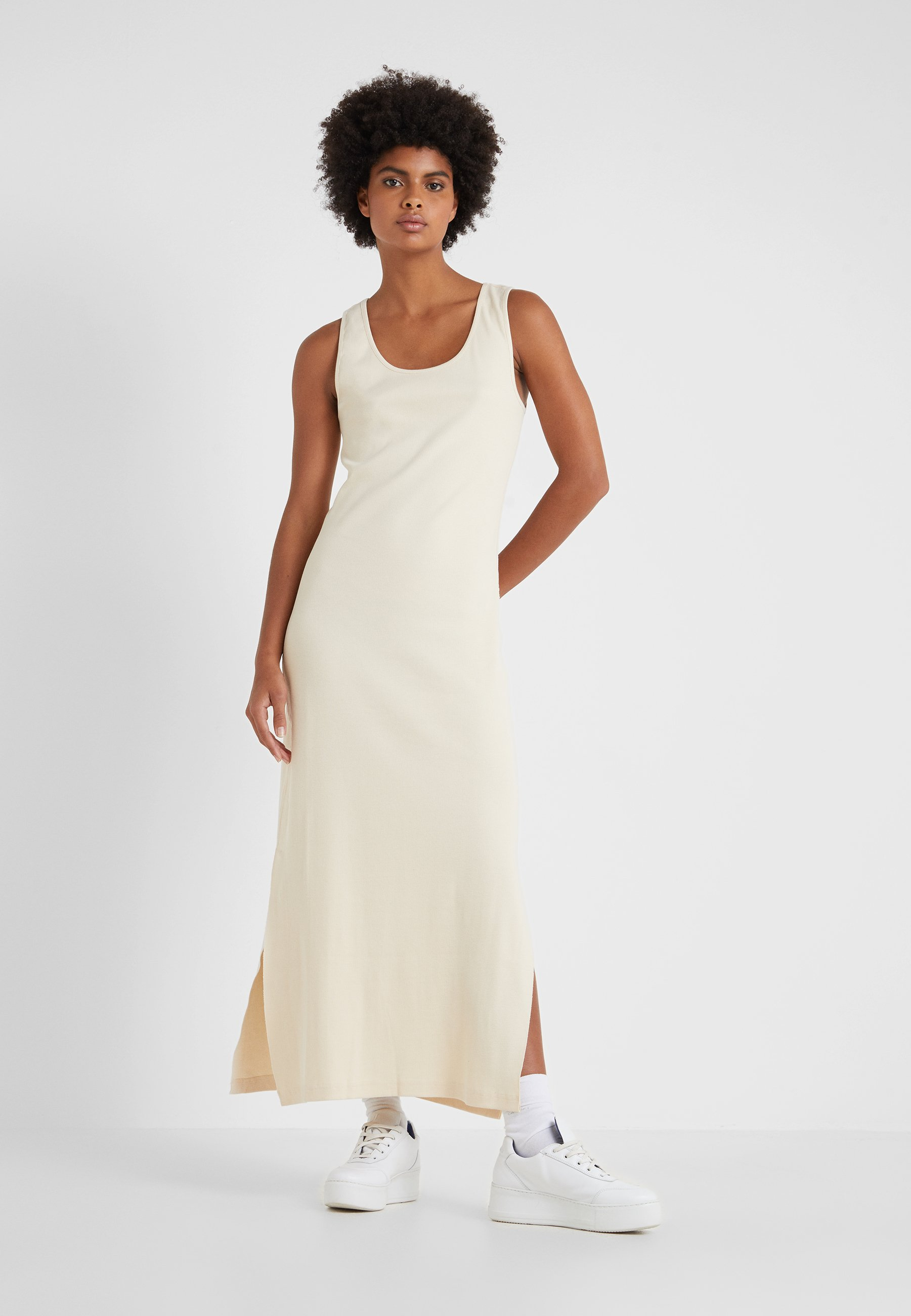 Holzweiler HIDRA DRESS - Vestido largo sand