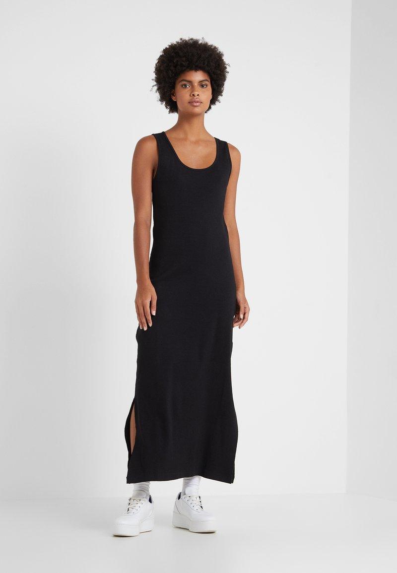 Holzweiler - HIDRA DRESS - Maxi-jurk - black
