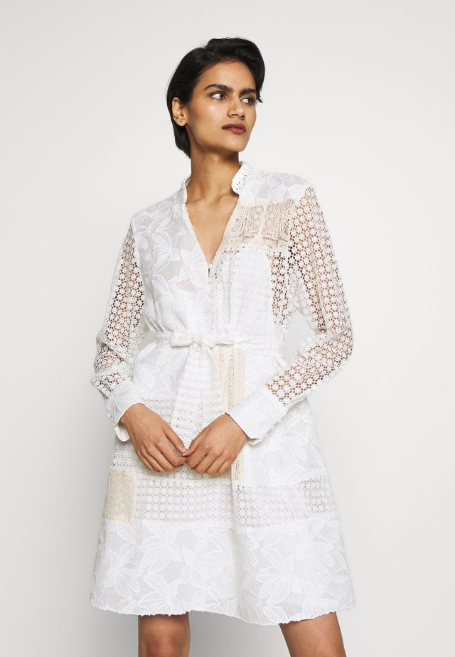 AFFAIR DRESS - Cocktail dress / Party dress - ecru