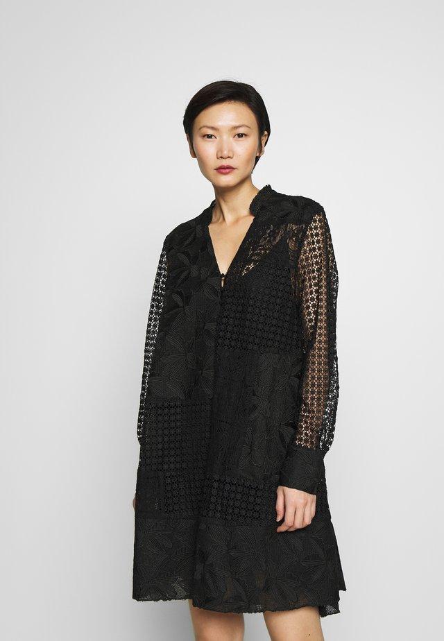AFFAIR DRESS - Juhlamekko - black