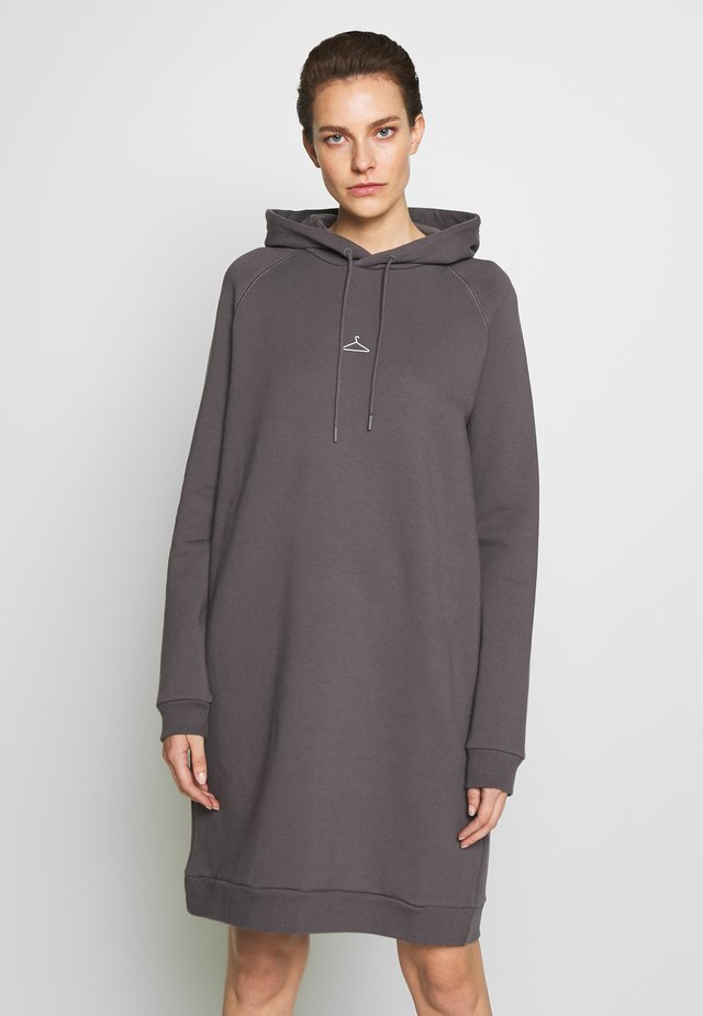HANG WIDE - Day dress - dark grey