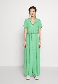 Holzweiler - OCEAN DRESS - Maxi šaty - green - 0