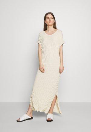 GATE DRESS - Maxikjole - white