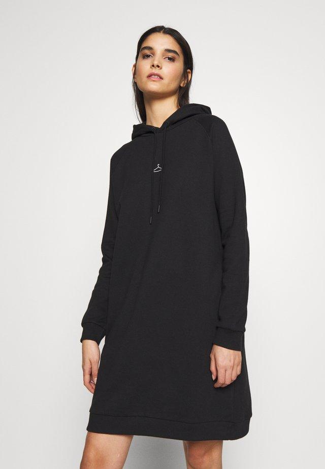 HANG WIDE RAGLAN - Day dress - black
