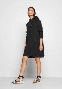 Holzweiler - HANG WIDE RAGLAN - Day dress - black - 1
