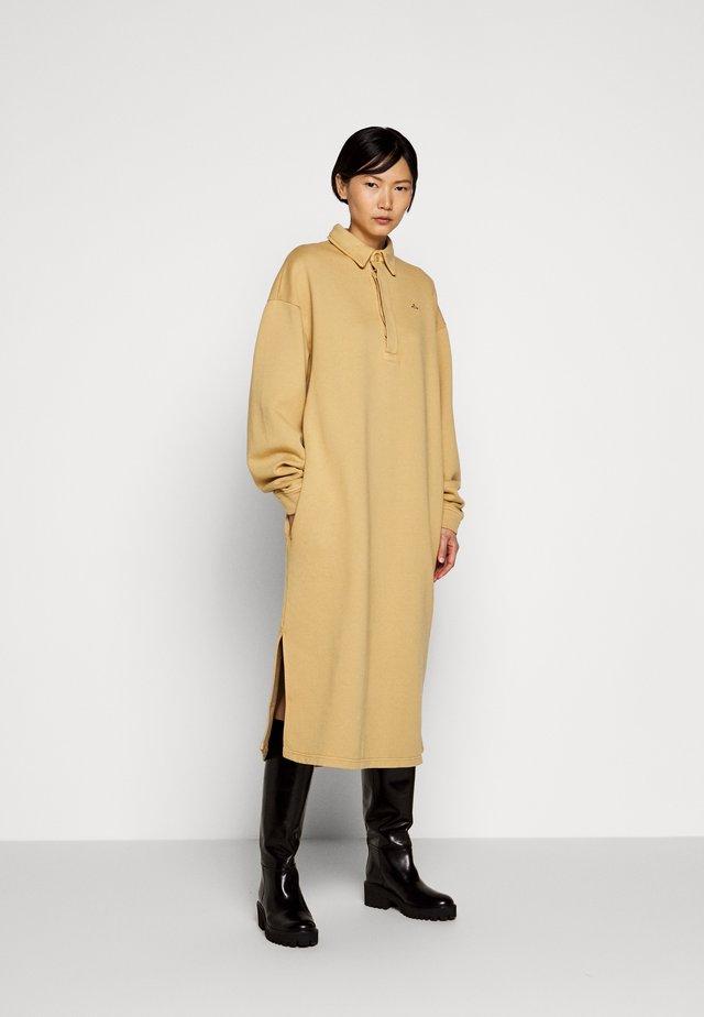 BISLETT DRESS VINTAGE - Korte jurk - washed beige