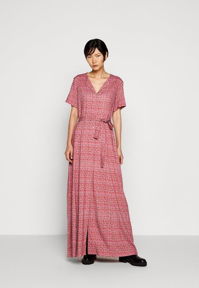 OCEAN DRESS - Długa sukienka - pink