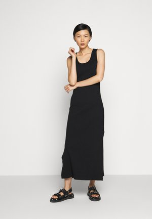 HIDRA DRESS - Jersey dress - black