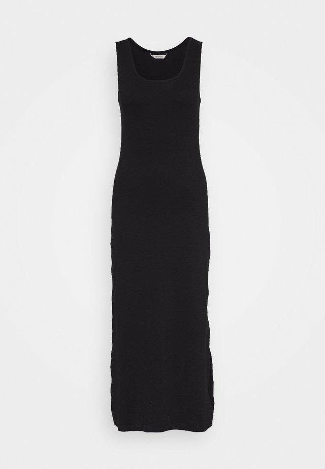 HIDRA DRESS - Jerseyjurk - black