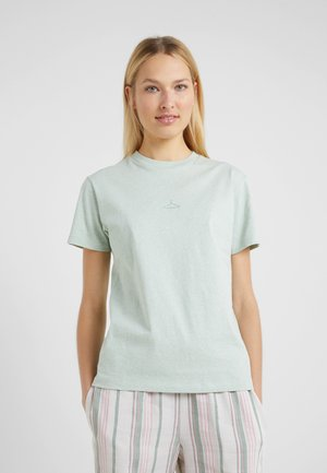 SUZANA TEE - T-shirt basique - mint melange