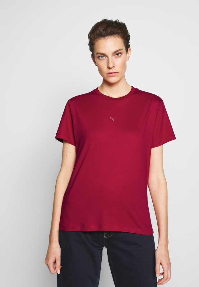 SUZANA TEE  - T-shirt basic - red