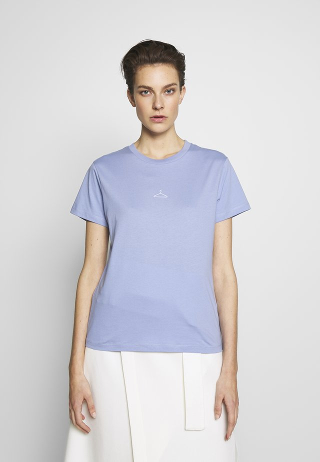 SUZANA TEE - Jednoduché triko - bleu