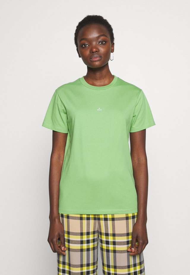 SUZANA TEE  - T-shirts - green