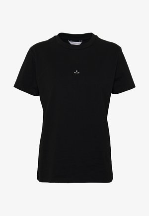 SUZANA TEE  - Basic T-shirt - black
