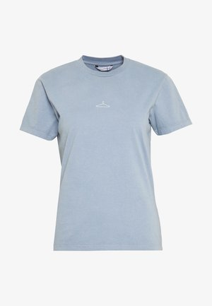 SUZANA TEE - T-Shirt basic - vintage light blue