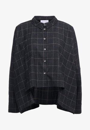 SON MIX - Koszula - dark grey