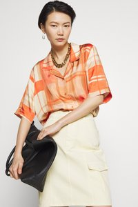 Holzweiler - BOGIRL  - Button-down blouse - orange - 3