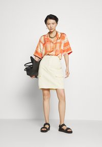 Holzweiler - BOGIRL  - Button-down blouse - orange - 1