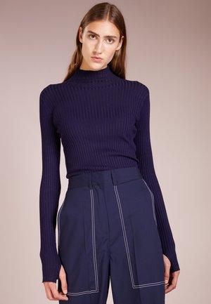 EBO - Pullover - navy