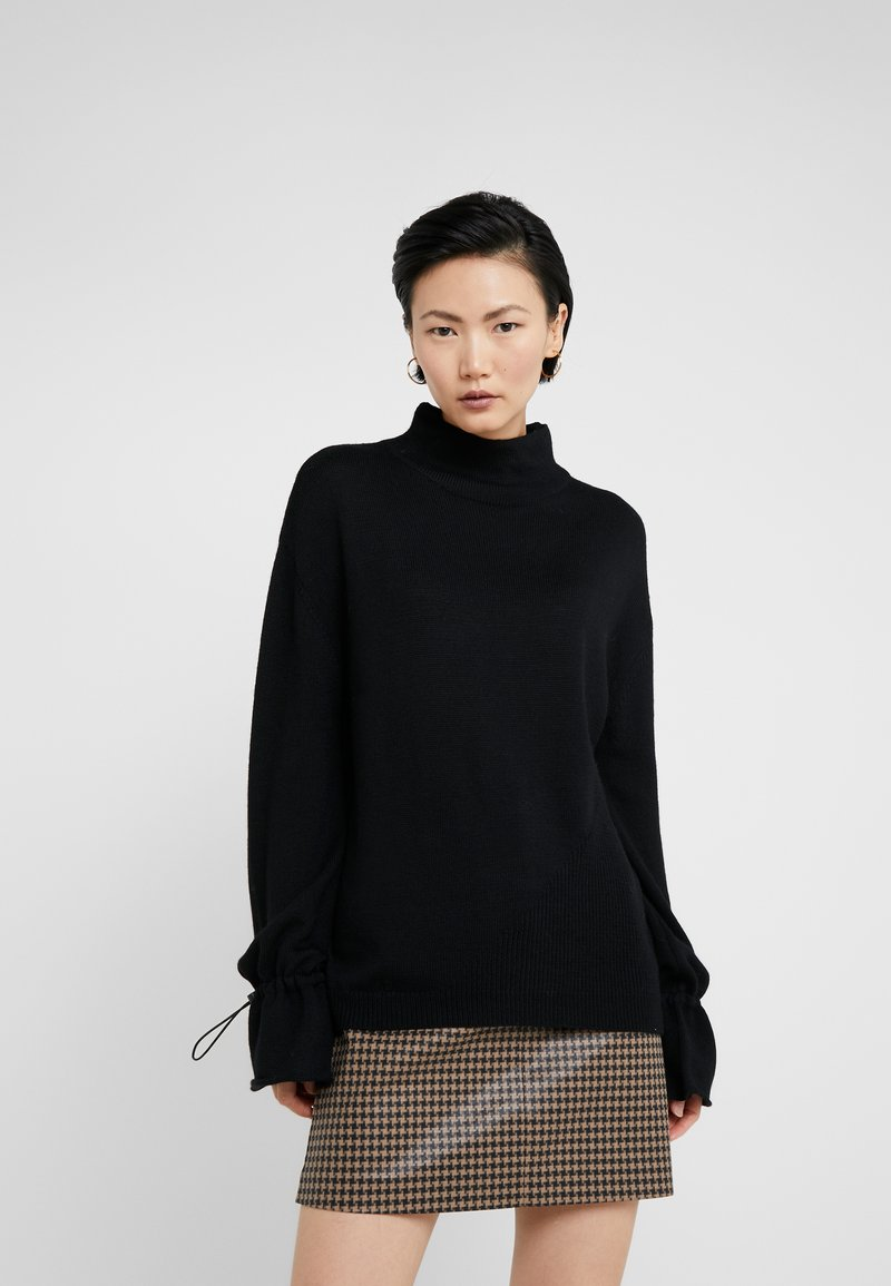 Holzweiler - ELYMUS - Pullover - black