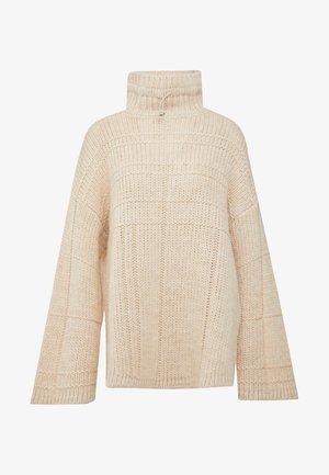 BARLIND - Pullover - ecru