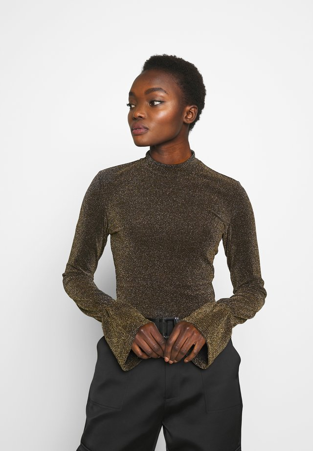 LEBO SWEATER - Jumper - gold