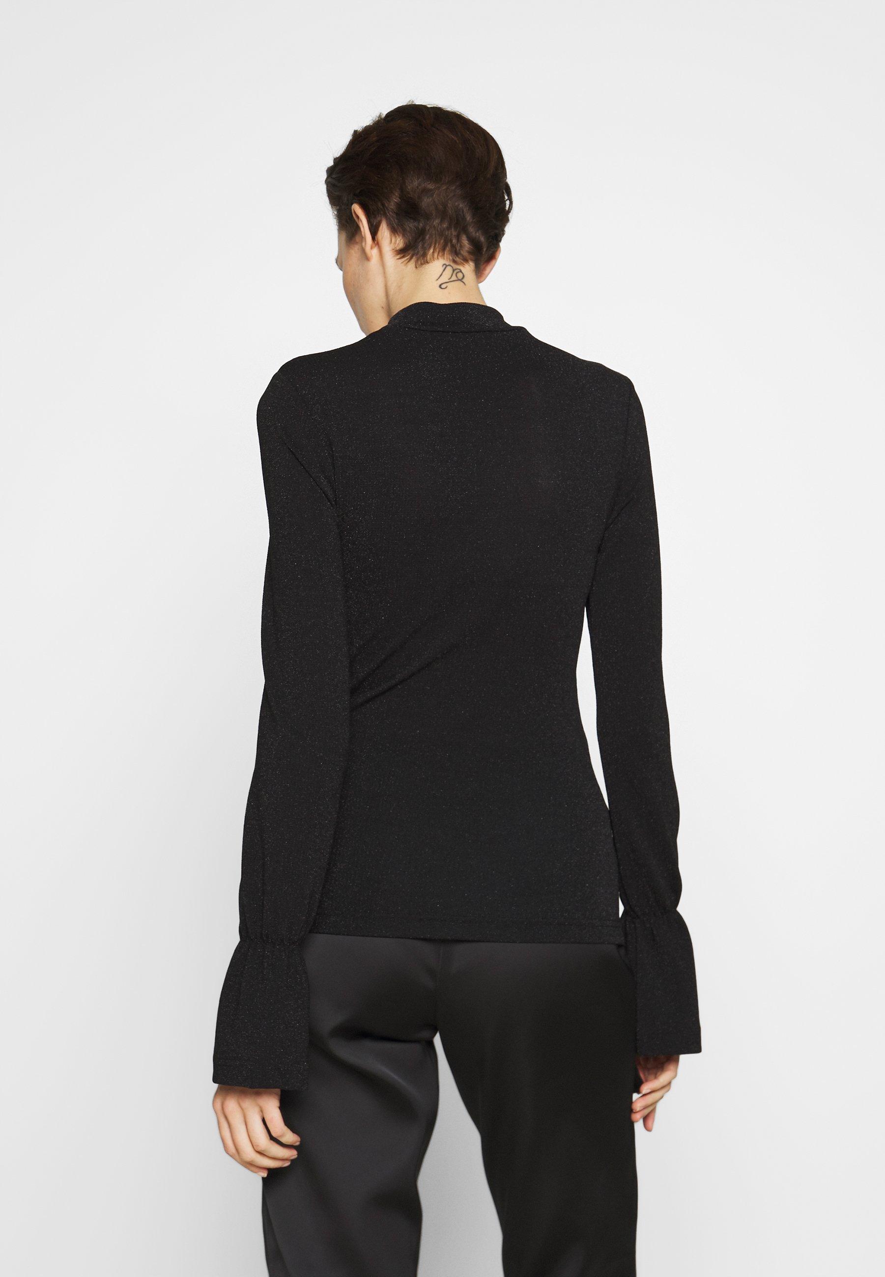 Holzweiler Lebo Sweater - Jersey De Punto Black