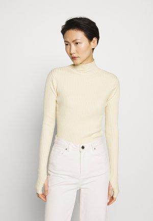 EBO - Svetr - light yellow