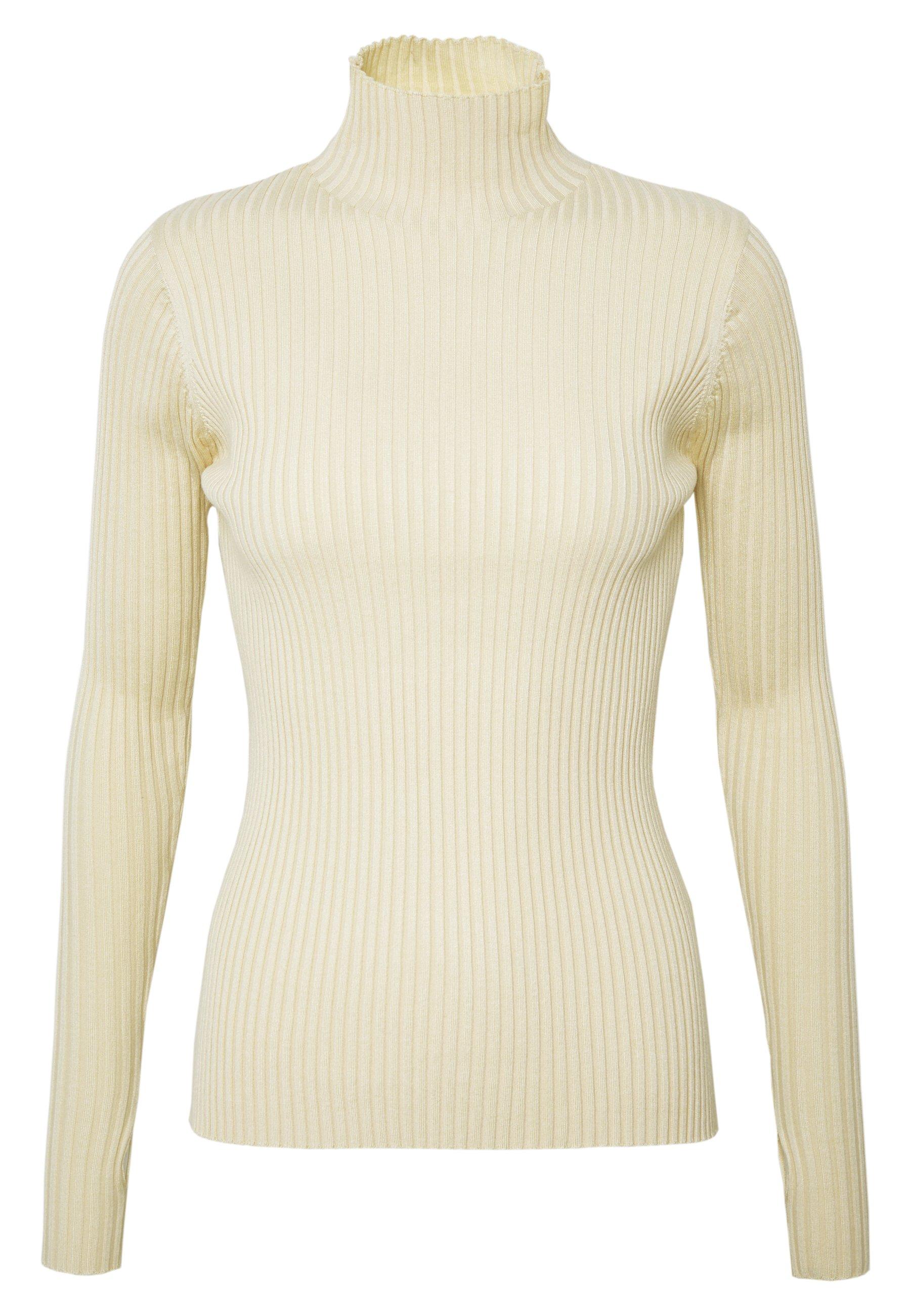 Holzweiler EBO - Sweter - light yellow