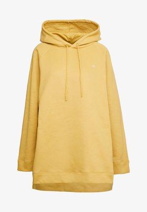 SISSEL - Jersey con capucha - yellow
