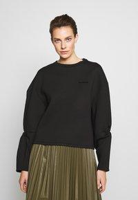 Holzweiler - TWINE  - Sweatshirt - black - 0