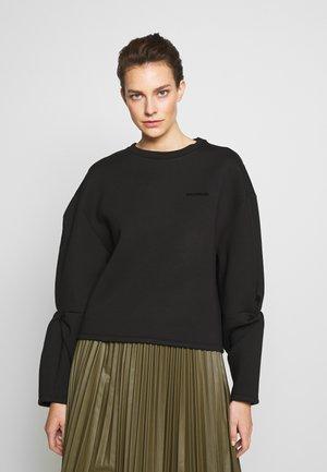 TWINE  - Sweatshirts - black