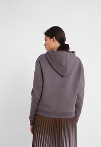 Holzweiler - HANG ON HOODIE - Hoodie - dark grey - 2