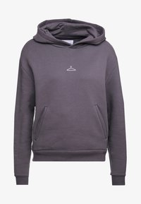 Holzweiler - HANG ON HOODIE - Hoodie - dark grey - 6