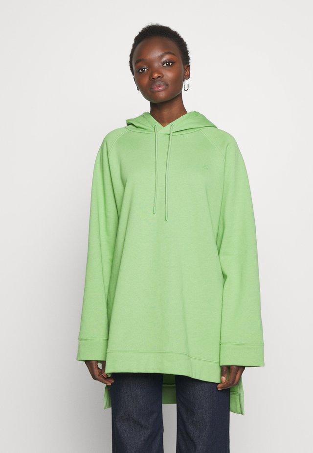 SISSEL HOODIE - Hoodie - green