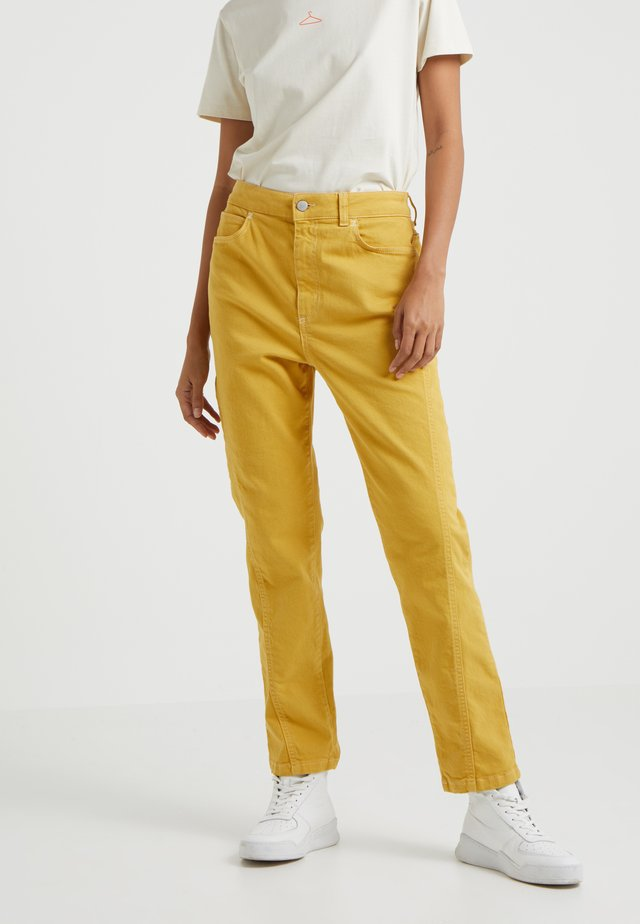 CONNIE - Jeans Skinny Fit - yellow