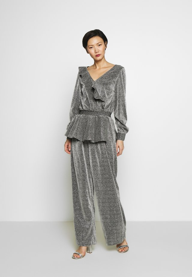 LENIENT - Overall / Jumpsuit - silver