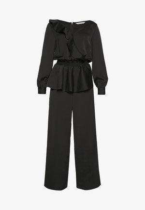 LENIENT - Overall / Jumpsuit /Buksedragter - black