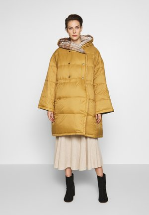 DOSY JACKET - Down coat - shandy check