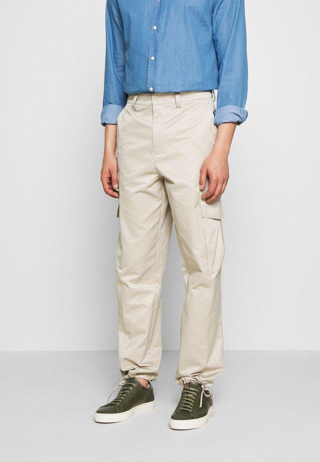 PIMP TROUSER - Pantalon cargo - sand