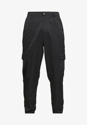 PIMP TROUSER - Pantaloni cargo - black