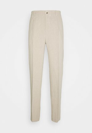 RINO TROUSER - Pantalon classique - light grey