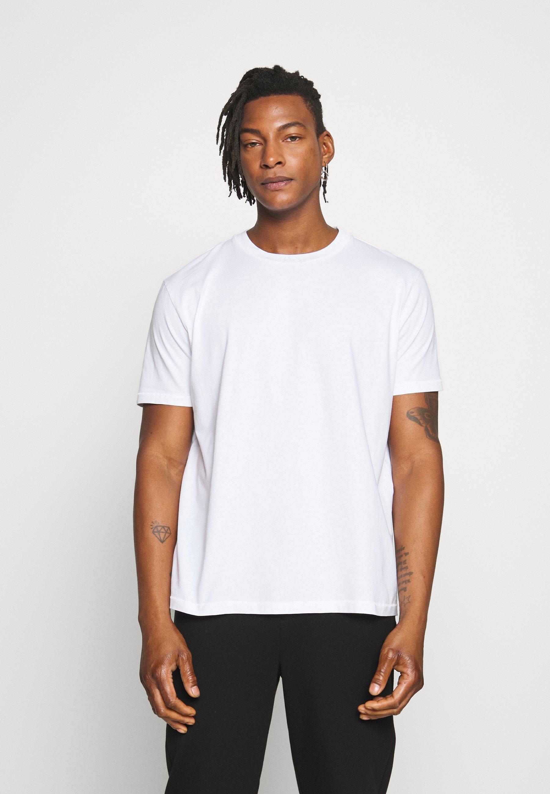Holzweiler LIVE TOYENBADET - T-shirt imprimé - ecru