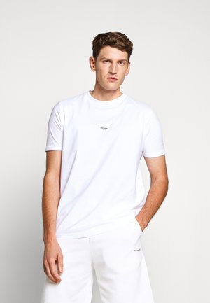 LIVE OSLO TEE - T-Shirt basic - white