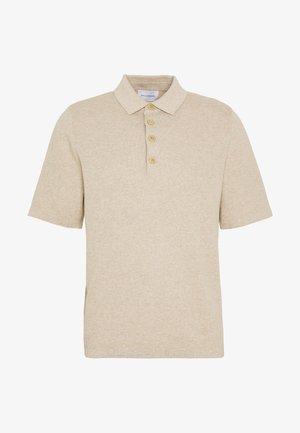 SKIPPER - Poloshirt - sand