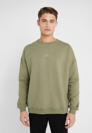 HANGER BOX - Sweatshirt - green